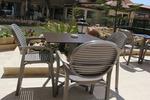 Пластмасови столове цени, за открито