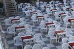 Пластмасов стол цени, за външно ползване