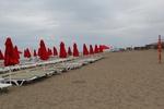 Шезлонги за плажна ивица за лятно заведение