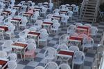 Столове от пластмаса цени, за външно ползване
