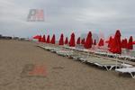 Шезлонги,произведени за плажна ивица
