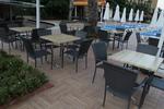 верзалитови плотове за маси за големи ресторанти