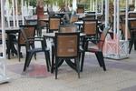 Градинска маса за заведение, произведена от пластмаса