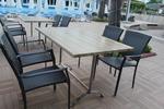 Плотът на Вашата маса в заведението от верзалит