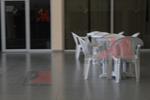 Градинска маса с ниска цена, произведена от пластмаса