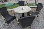 Дизайнерска стилна база за маса