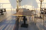 Дизайнерски бази за маса за хотел