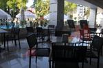 Стилна стойка за маса за хотел
