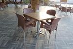 Плот за маса с дизайн