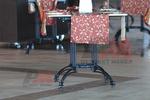 Качествена стойка за маса за заведение