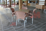 Модерна база за бар маса за ресторант