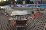 Плотове за маса от верзалит за ресторанти
