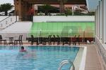 База за маса за басейн за външно ползване