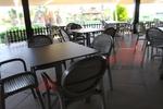 Устойчива основа за бар маса за ресторант