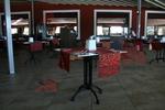 Качествена стойка за бар маса за ресторант