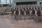 Качествени алуминиеви столове с разнообразни размери