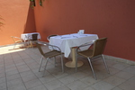 Столове от алуминии за Вашият открито заведение