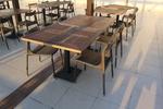 База за Вашата маса железна, от високоустойчиви материали