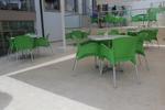База за Вашата маса за външно ползване, от високоустойчиви материали