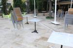 Качествени комбинирани стойки за маса