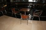 алуминиев стол за външно ползване за външно и вътрешно ползване