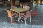 Комбинирана основа за бар маса