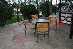 Качествени прахово боядисани бази за маса