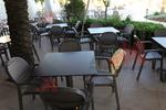 Устойчиви стойки за бар маси за кафенета