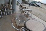 Столове от алуминии за Вашият лятно заведение
