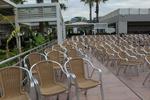 Алуминиеви столове за заведение с разнообразни размери