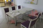 Уникални прахово боядисани стойки за маса
