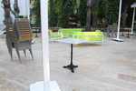 Дизайнерска стойка за бар маса за ресторант