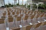 Столове от алуминий за лятно заведение