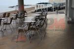 Устойчиви алуминиеви столове за басейни