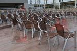 Устойчиви алуминиеви столове за дома и градината