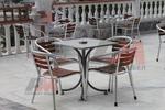 Алуминиеви столове за ресторант