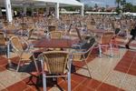 Алуминиеви столове за външно ползване,подходящи и за навън