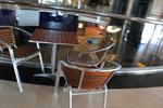 Алуминиеви столове за басейн с различни седалки