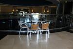 Универсален стол от алуминии за басейн за вътрешно и външно използване
