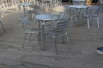 Алуминиева маса за заведение