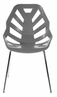 продажба Дизайнерски стол с кожа или дамаска