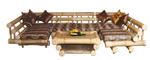 Богатство от изпълнения на изкуствена ратанова мебел по поръчка Пловдив