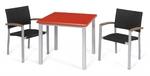 Качествени мебели от ратан за бар на плажа Пловдив