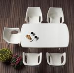 Качествени мебели от ратан за фреш бар Пловдив