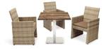 Каталожен избор на мебели от ратан за екстериор Пловдив