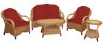 мебел от ратан за открита тераса Пловдив