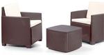 Ратанова мебелировка с перфектно качество за хижата Пловдив