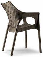 Ратанова  мебел за всяко едно пространство в хижата Пловдив