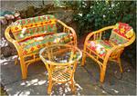 Всички модели ратанови мебели за малки хотели Пловдив