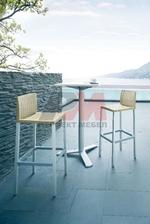 Ратанова стилна мебел за плажа Пловдив